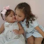 Laura Eduarda e Haina