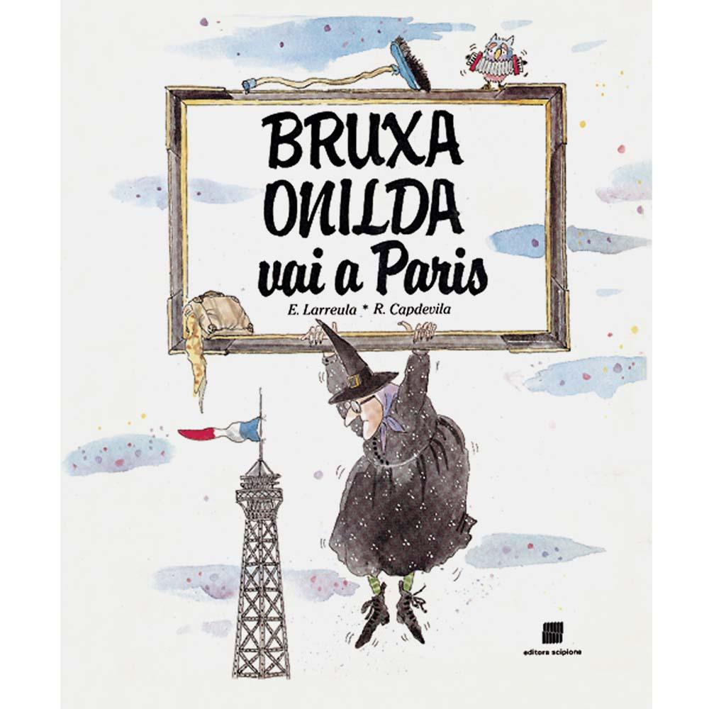 """Bruxa Onilda Vai a Paris"""