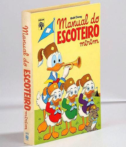 Manual Escoteiro Mirim _ Reprodução