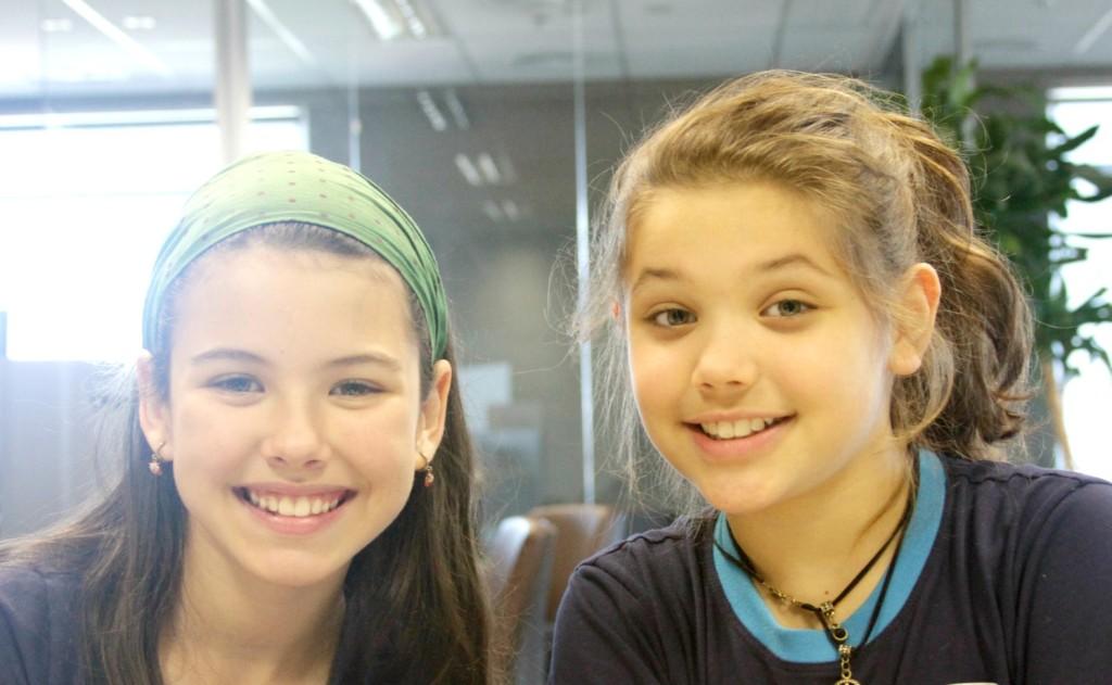 Manuela e Clara